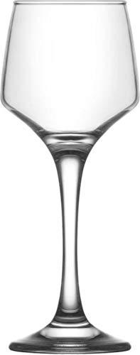 LAV Lal Likörglas / Sherryglas mit Fuß - Geschenkbox mit 6 Gläsern
