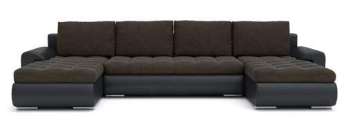 Sofini Ecksofa Tokio III mit Schlaffunktion! Best ECKSOFA! Couch mit Bettkästen!