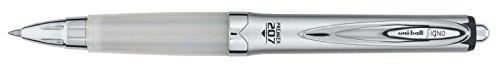 Faber-Castell 142911 Gelroller Signo UMN-207 Premier GG silber