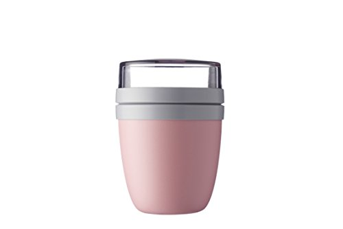 Rosti Mepal Lunch Pot Ellipse Nordic pink Lunchbox Essensdose