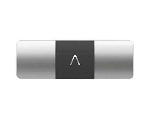 KardiaMobile 6L von AliveCor | Das erste CE zugelassen persönliche EKG Gerät mit 6 Ableitungen für iOS und Android | Detektiert Vorhofflimmern, Bradykardie, oder Tachykardie in 30 Sekunden