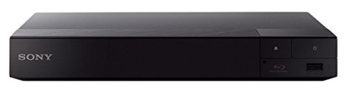 Sony BDP-S6700 Blu-ray-Player (Wireless Multiroom, Super WiFi, 3D, Screen Mirroring, 4K Upscaling) schwarz