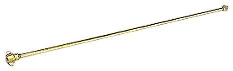 GLORIA Messing-Verlängerungsrohr 1m Typ 000110.0000
