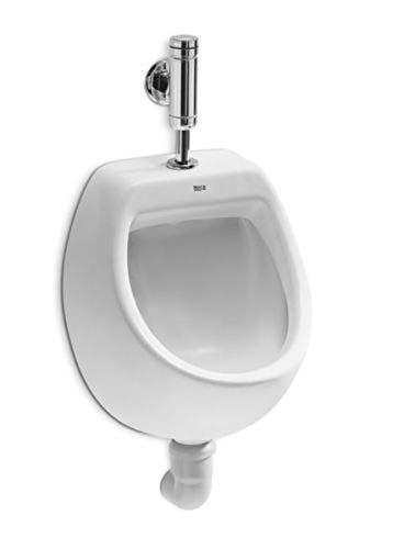 Urinal Zulauf Oben Weiß Modern Hochwertig Keramik Pinkelbecken senkrecht Pissoir Mini