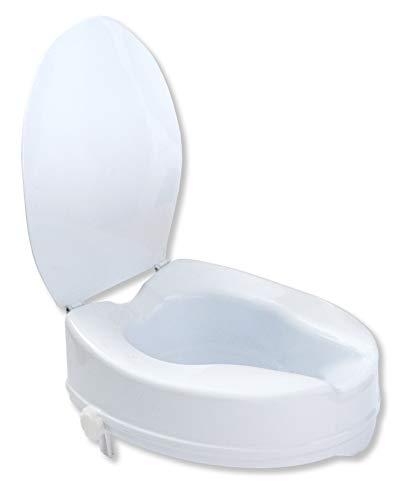 Toilettensitzerhöhung 10 cm Rollafit im Geschenkkarton