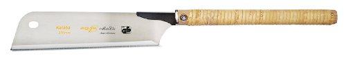Augusta Japansäge Kataba 270 mm traditionelle Form für tiefe bündige Schnitte, 44020 270 AMA