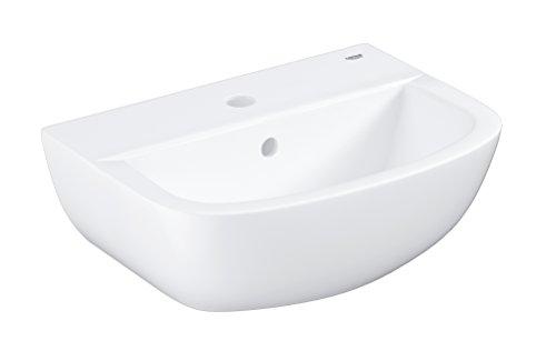 GROHE Bau Keramik | Bad Keramik - Handwaschbecken | 45cm mit Überlauf | 39424000