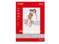 Canon GP-501–Fotopapier, 210g/m², Glanz (A4, 210x 297mm)