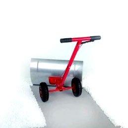 Original Schnee-Fuchs - Schneeschippen, ohne den Rücken zu belasten - Schneefuchs - neuestes Modell!