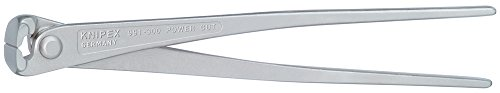 KNIPEX 99 14 300 Kraft-Monierzange hochübersetzt verchromt 300 mm