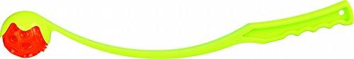 Trixie 33648 Ballschleuder mit Blinkball, TPR, 50 cm/durchmesser 6 cm