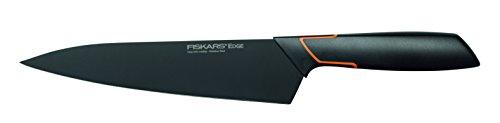Fiskars Kochmessser, Modernes Design, Gesamtlänge: 31 cm, Qualitätsstahl/Kunststoff, Edge, 1003094