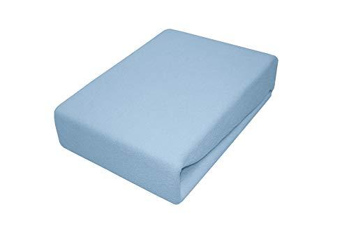 Bettlaken Spannbettlaken 100% Baumwolle Jersey - 80/200 80x200