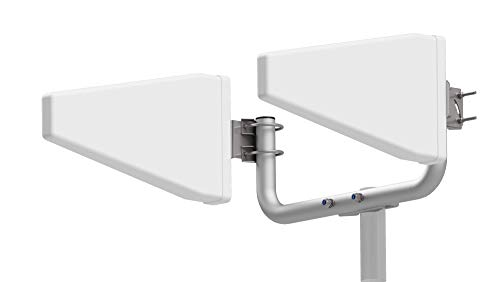 LTE-4G-Antenne im Set | 21 Teile Multi Band MIMO LTE-Antenne mit 2x 10m Profi-Kabel SMA Stecker | Leistungssteigerung bis zu 20dB | 800-1800-2100-2600-Mhz | OUTDOOR | geeignet für 3G,UMTS,4G,5G,Wlan..