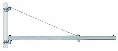 Einhell Schwenkarm SA 1200 (Ausladung 110 cm, Schwenkbereich +/- 90°, Durchmesser Rohrmanschette 48 mm)