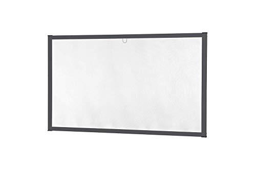 Ungezieferschutz Nagerschutz Insektenschutzfenster 'Master' 60 x 100 cm weiß oder anthrazit