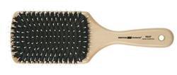 Hercules Sägemann 9247 Paddle Brush, 11-reihig, 1er Pack, (1x 255 mm)