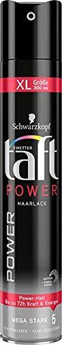 Schwarzkopf 3 Wetter Taft Power Haarlack, 1er Pack (1 x 300 ml)
