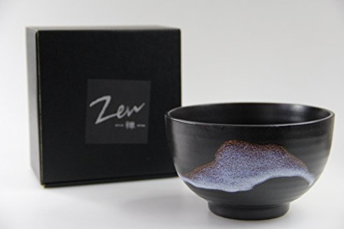 Matcha Teeschale / Tee Schale Ø 13.5 x Höhe 8.3cm MADE IN JAPAN von Zen #908