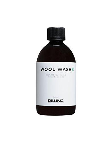 DILLING Waschmittel für Merino Unterwäsche - umweltfreundliches Wollwaschmittel für Ihre Merinoprodukte. Für Hand- und Maschinenwäsche geeignet