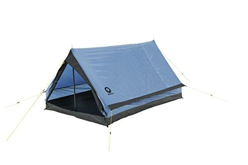 Grand Canyon Trenton 2 Campingzelt (2-Personen-Zelt), blau/schwarz, 302208
