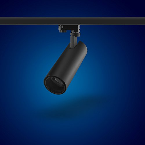 Mextronic 3-PHASEN-STROMSCHIENENSTRAHLER 15W S29B Warmweiss LED 3 phasen strahler für Schienensystem