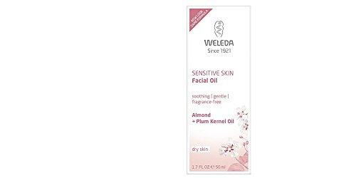 Weleda Mandel Sensible Haut Wohltuendes Gesichtsöl, 50 ml