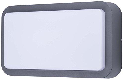 Smartwares GWI-001-HS Bjorn Außenbeleuchtung – LED – Aluminium