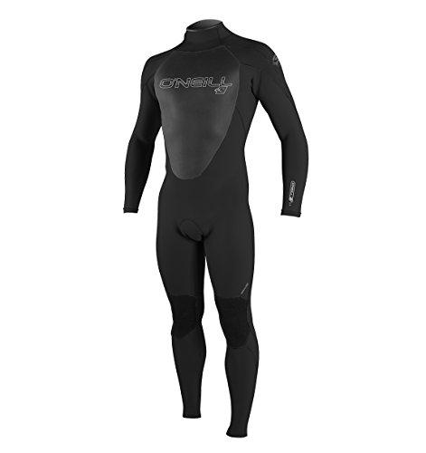 O'Neill Wetsuits Herren Neoprenanzug Epic 5/4 mm Full Wetsuit, Black, L, 4217-A05