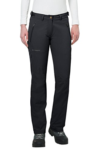 VAUDE Damen Hose Farley Stretch Pants II,schwarz(schwarz),38/S