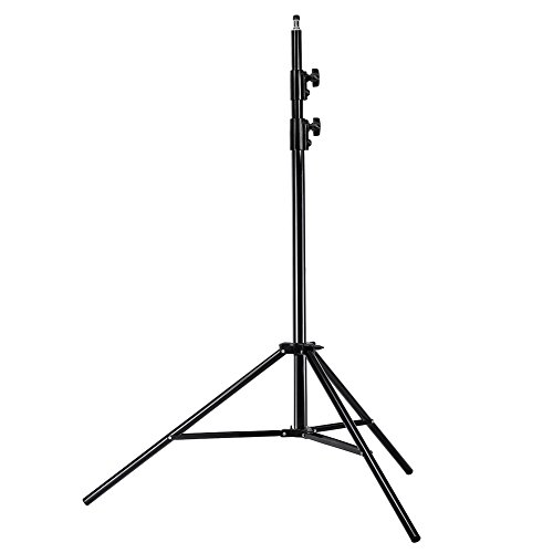Neewer PRO 9 Füße / 260cm Hochleistungs Aluminium-Legierung Fotografie Foto-Studio Lichtstativ für Video, Porträt und Fotografie Beleuchtung