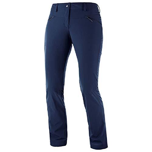 SALOMON Herren Wayfarer Straight LT Pant Outdoor-Hose, Blau (Night Sky), 50