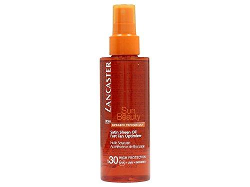Lancaster Sun Beauty Oil Fast Tan Opt SPF 30 150ml