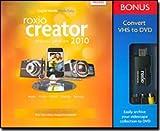 Roxio Creator 2010 Special Edition mit VHS auf DVD Adapter