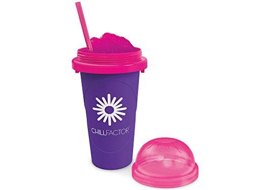 Slushy Maker Tutti Frutti Chillfactor Magic Freez BCD (brombeere)