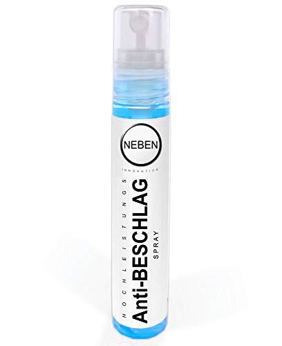 NEBEN Innovation Hochleistungs Anti-BESCHLAG Spray für Taucherbrillen Skibrillen und Brillengläser