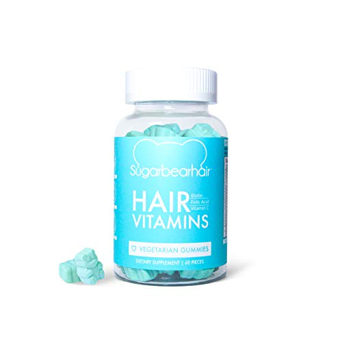 Sugarbearhair Hair Vitamins, 60 Stück