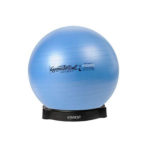 Pezzi Original Pezziball MAXAFE 75 cm m. Ballschale blau Sitzball