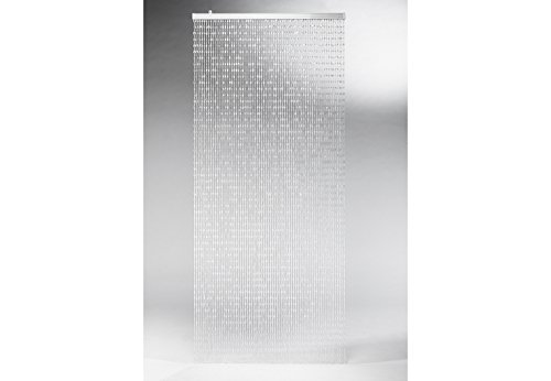 Türvorhang DIAMONDS Perlenvorhang von Kobolo 90x200 cm