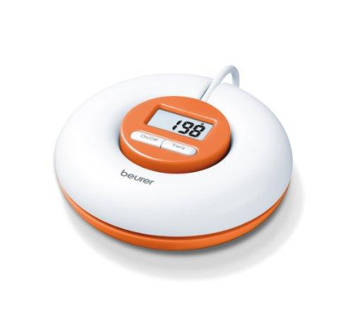 Beurer KS 21 Peach Küchenwaage, weiß/orange