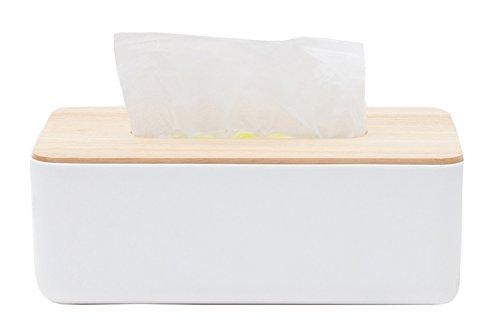 WOOD MEETS COLOR Kosmetiktücher-Box Tissue Box Kosmetiktücherbox(23 x 13 x 10 cm)