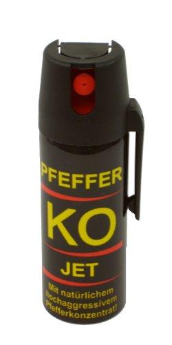 Ballistol Verteidigungssprays Pfeffer KO Jet, 50 ml, 24430