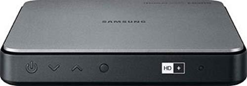 Samsung GX-SM550SM Media Box HD+ Satellitenreceiver (HD+, DVB-S/-S2, HDMI, PVR Funktion, Mediatheken, Wi-Fi Unterstützung) schwarz/silber