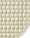 Eskadron Schabracke Cotton -Standard-, Creme, Pony Dressur