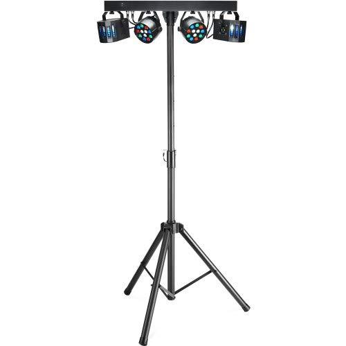 STAGG FlatPar Derby Performer Scheinwerfer Set