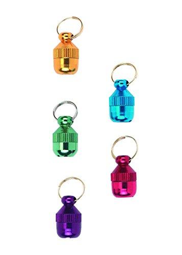 Kerbl 83202 Adressanhänger, 20 mm, diverse farben