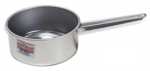 Inoxibar Stieltopf, Edelstahl, 12 cm