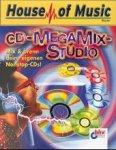 CD- MegaMix- Studio. CD- ROM für Windows 95/98/ NT 4.0. Mix und brenn deine eigenen Nonstop- CDs