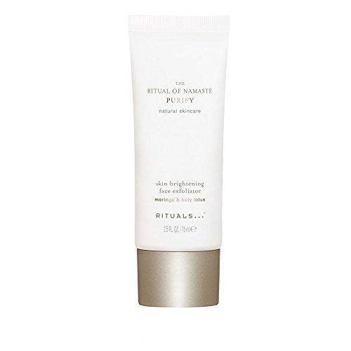 Rituals The Ritual of Namasté Skin Brightening Face Exfoliator Peeling, 75 ml