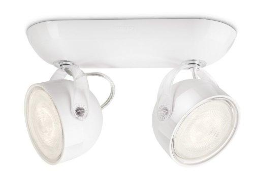 Philips myLiving LED Spotbalken Dyna 2-flammig, weiß